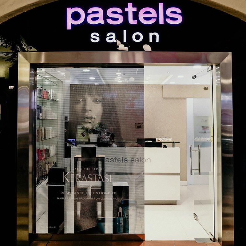 Pastels Salon