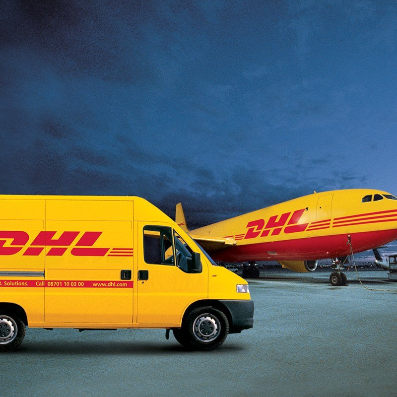 DHL Courier Service