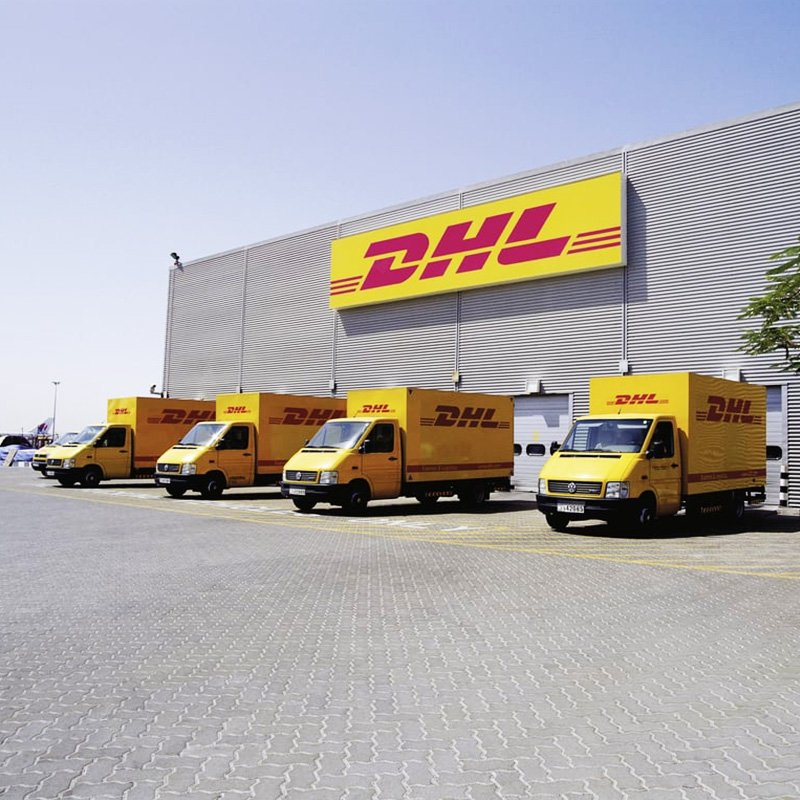 DHL Courier Service | Mercato Shopping Mall