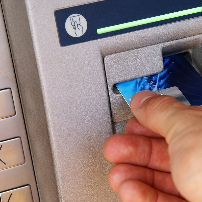 Dubai Police Fine Payment Machine