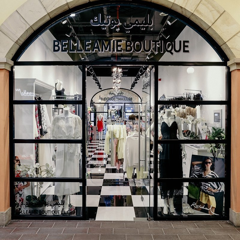 Belleamie Boutique