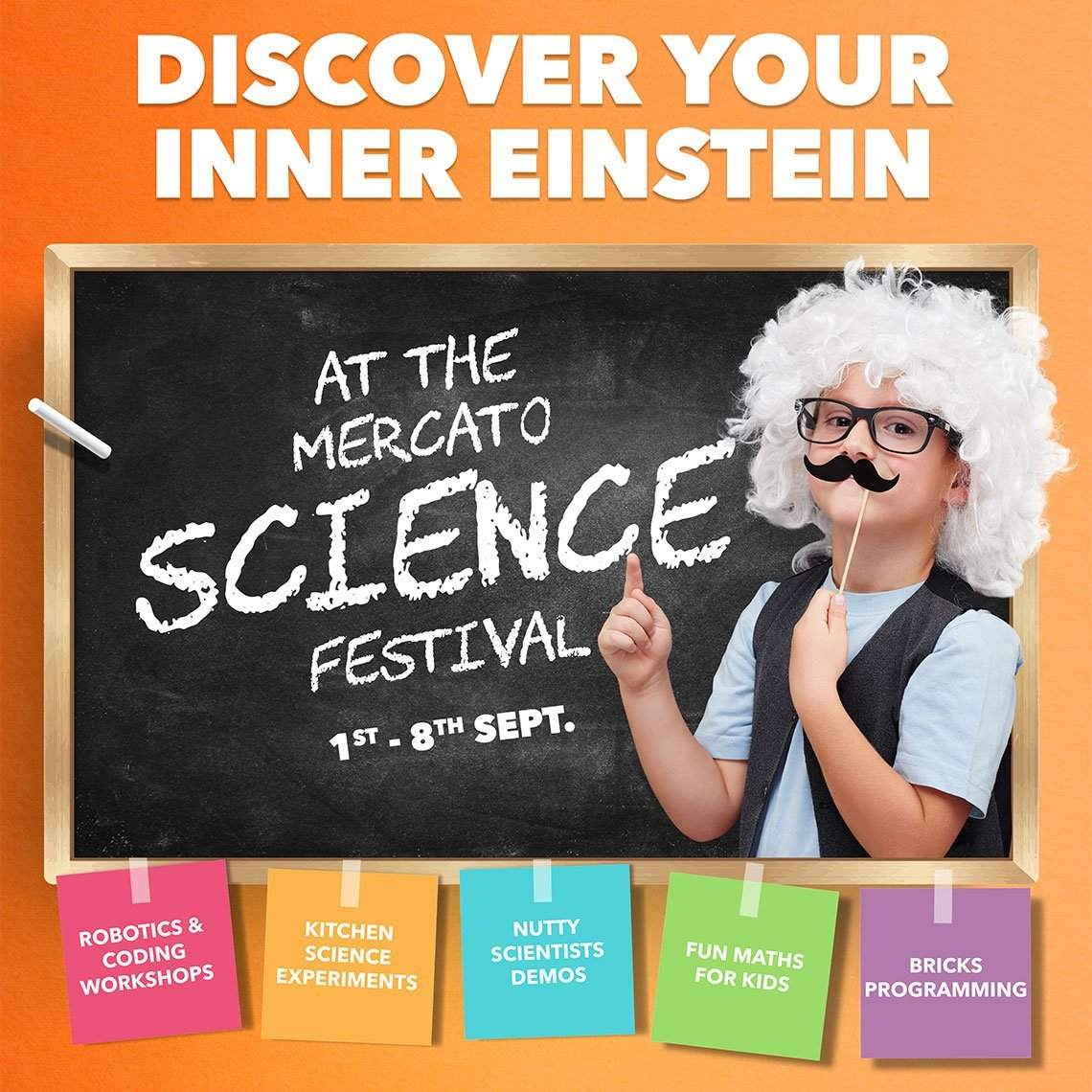 Back to School Science Festival