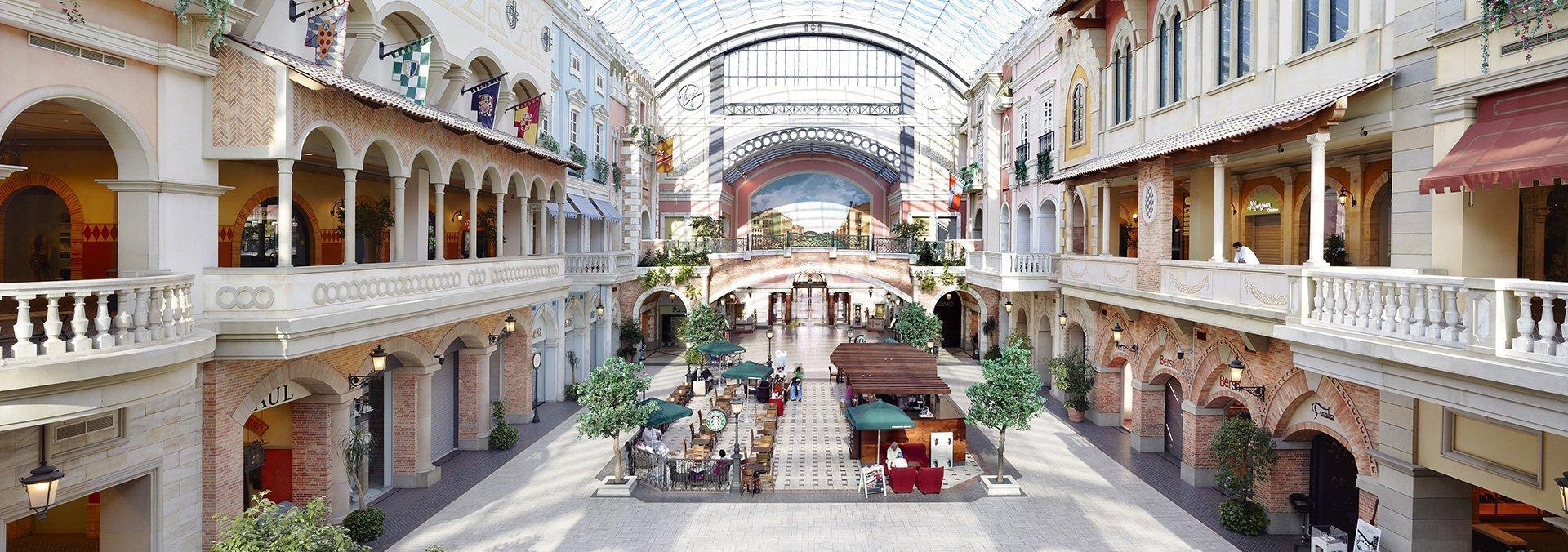 Mercato Shopping Mall | Things To Do in Dubai | Shopping in