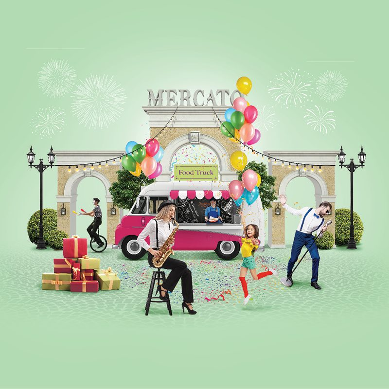 Celebrate Eid the Mercato Way