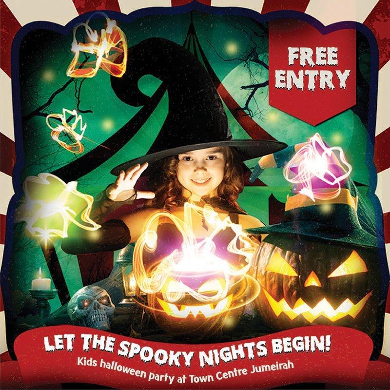 A Spooky Halloween