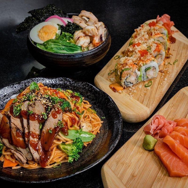 Samurai Sushi & Grill